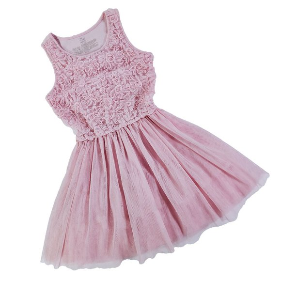 The Children's Place Pink Tulle Dress size Large